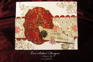 Loving Thoughts Dream Card