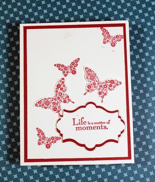 Butterfly Card Web