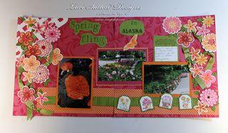 Alaska Gardens Pageweb