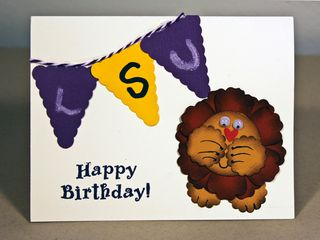 Christopher's 23rd Cardweb