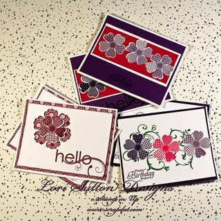 Flower Shop cards group web